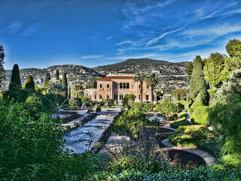 Villa Ephrussi De Rothschild Hidden Gem On The French