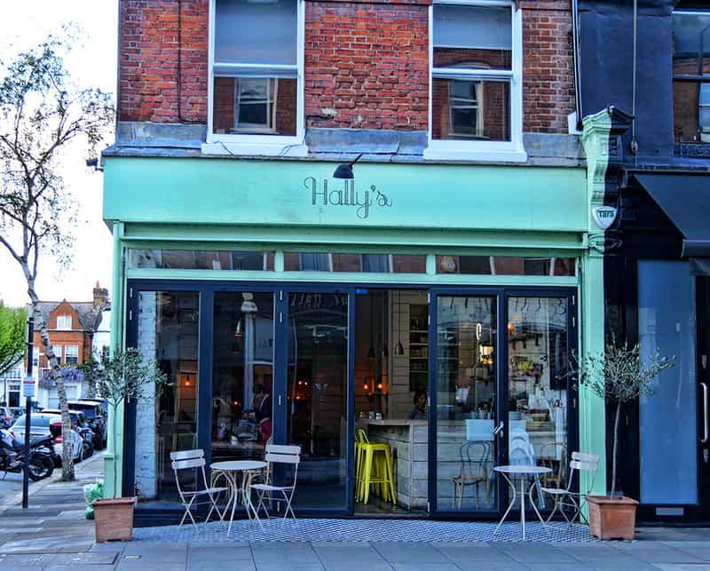 Hally's London – Enjoy a Californian Beach Vibe in Fulham