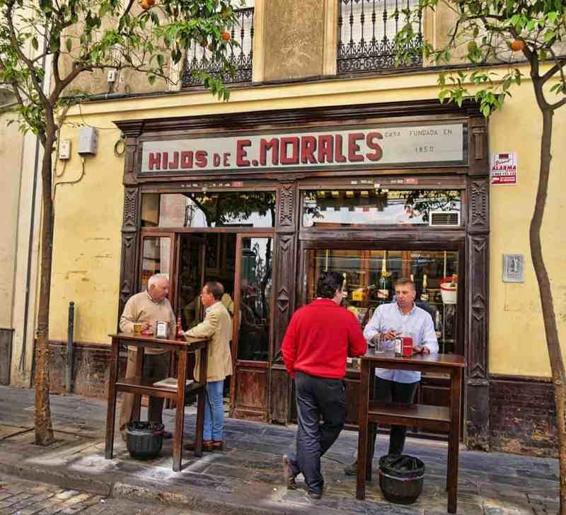 Mijos Morales Sevilla