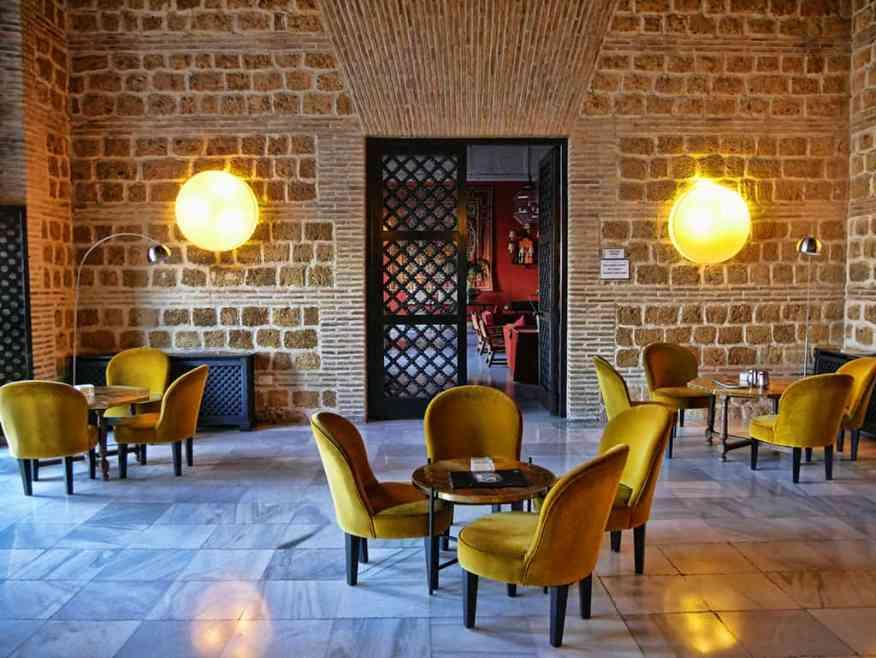 Parador_Carmona_spain_lounge