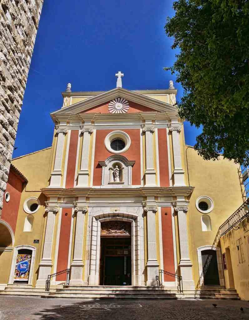 antibes-old-church