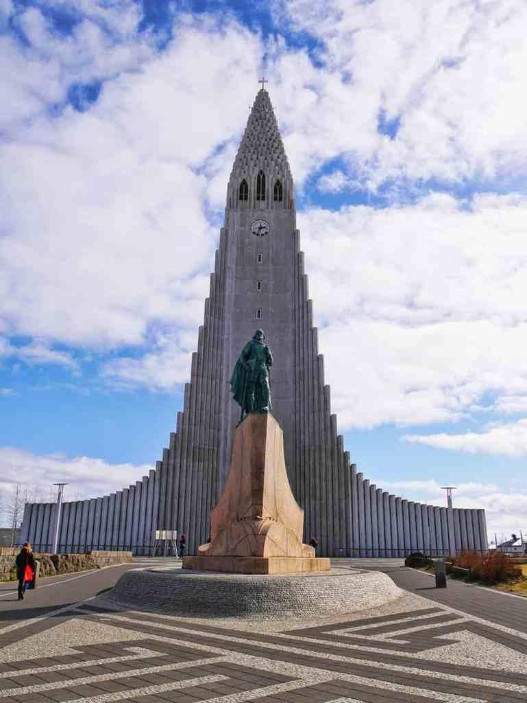 reykjavik-iceland-church