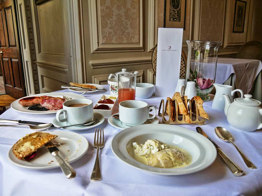 ston-easton-park-somerset-breakfast