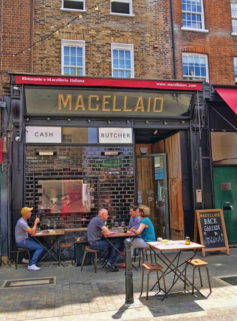 Macellaio Exmouth Market