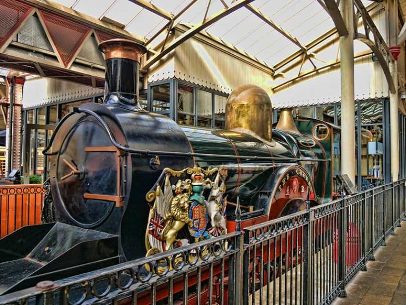 windsor-steam-train