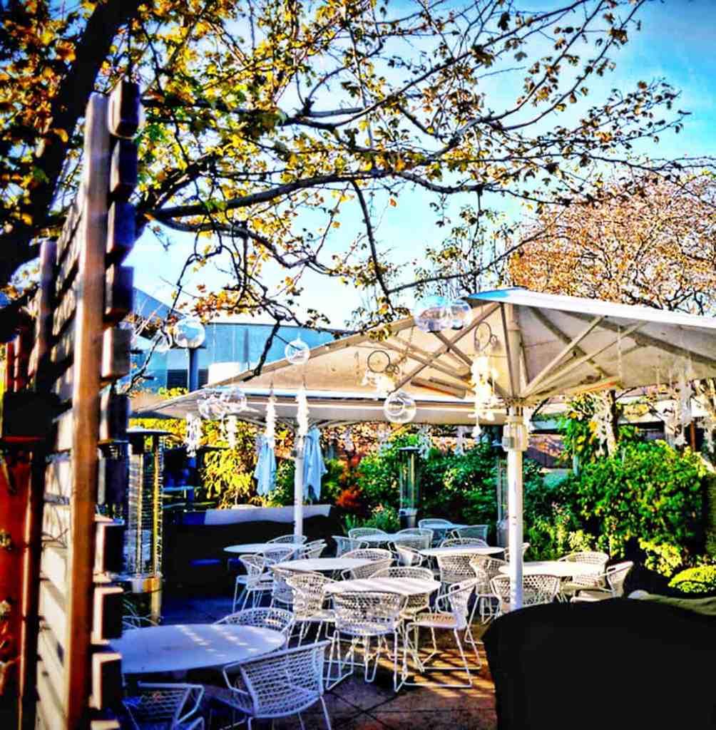 best London al fresco restaurants