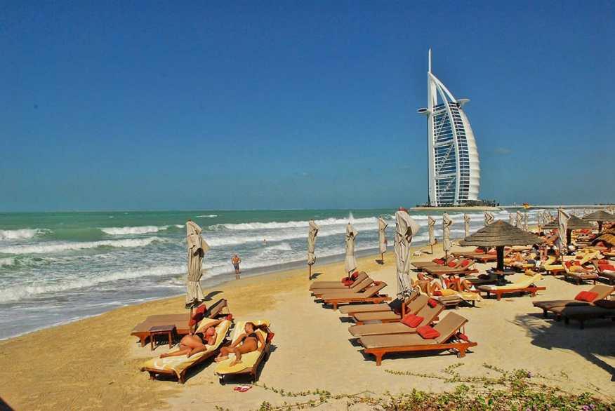 Dubai-beach-holiday