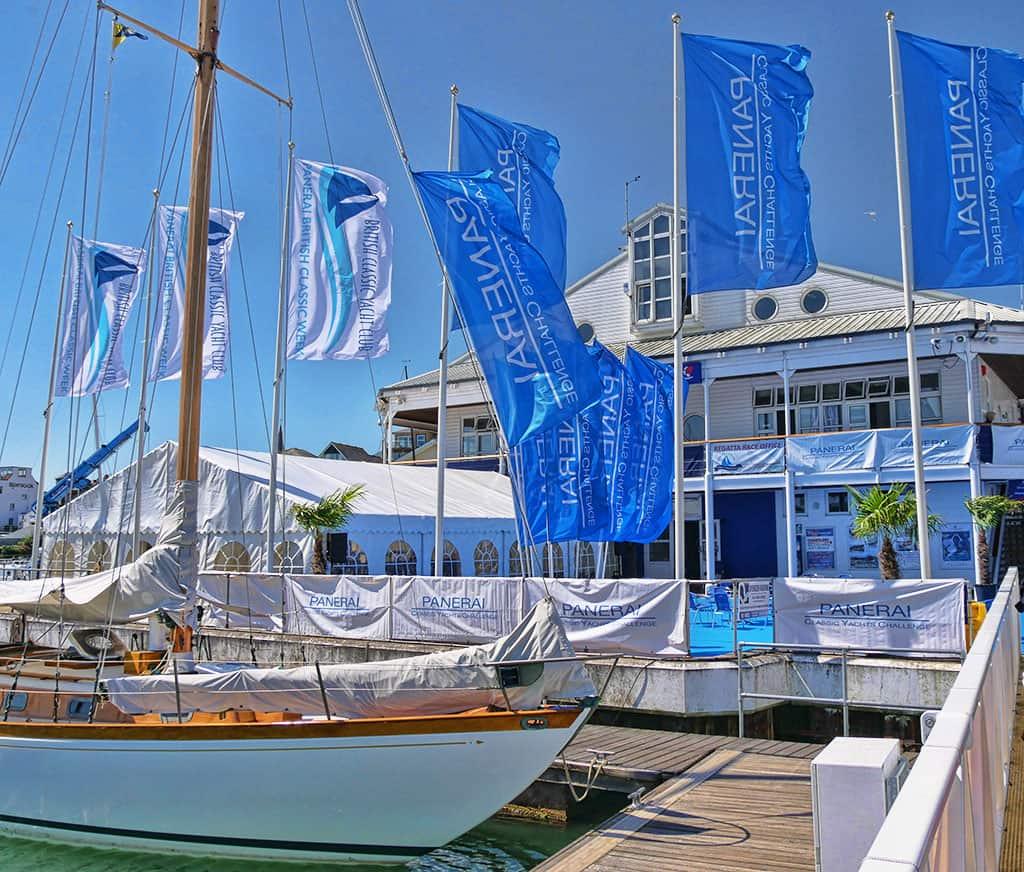 Panerai British Classic Week – A Timeless Yachting Adventure