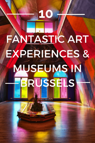 10 Fantastic Art Experiences and Museums in Brussels