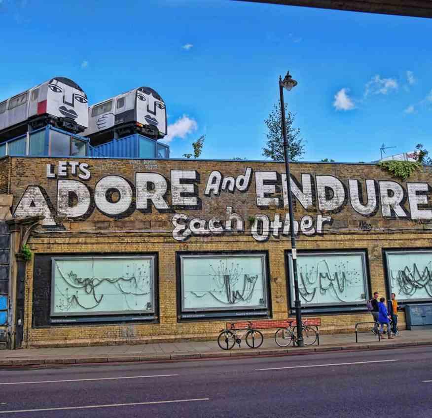 Adore and Endure Shoreditch