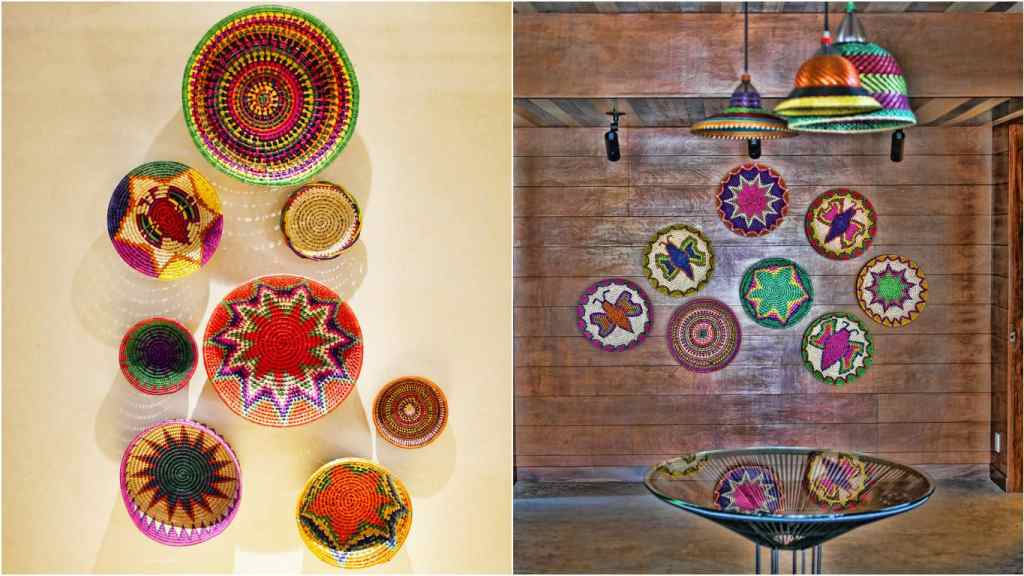 Andaz Mayakoba baskets