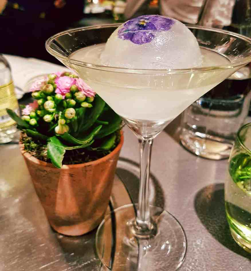 Bar Boulud cocktail