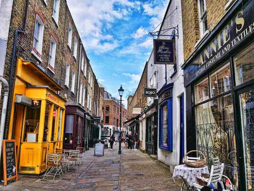 Camden Passage London