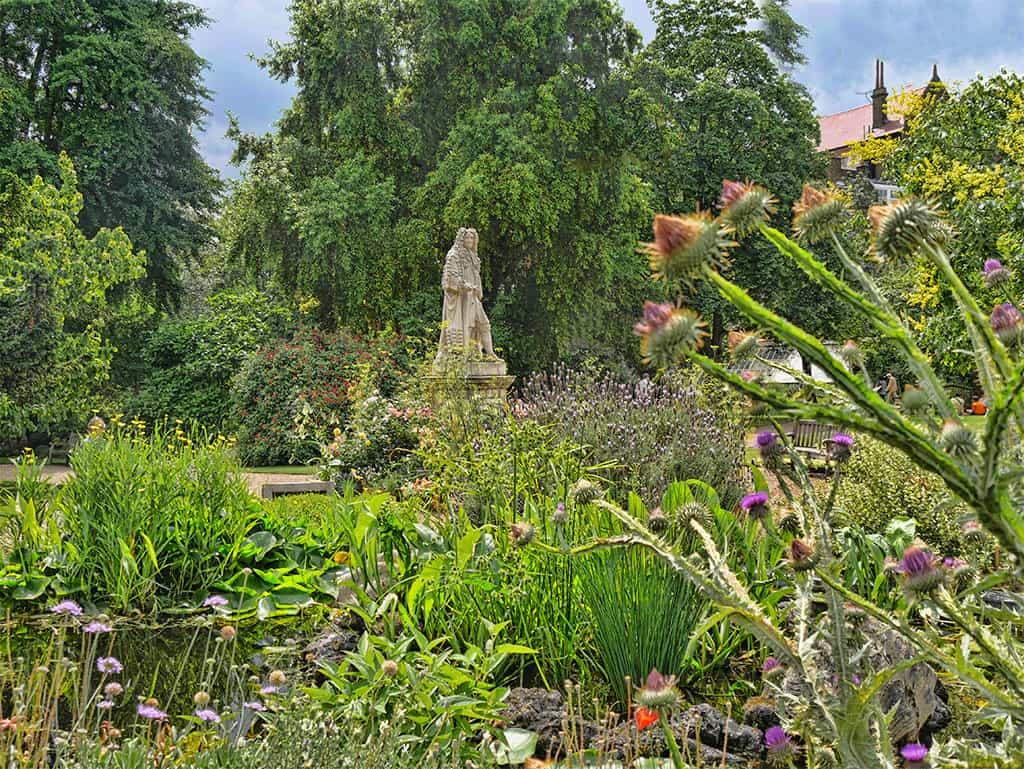 Chelsea Physic Garden London