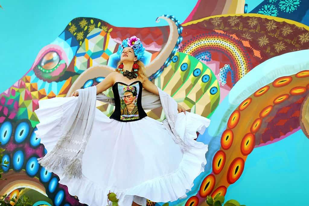 Mexico fashion shoot