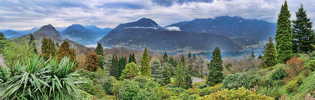 Parco San Grato panorama