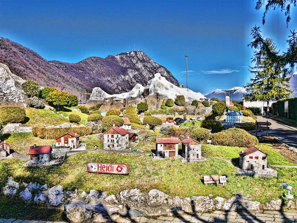 Swiss Miniatur Ticino