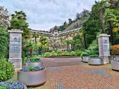 Luxury by the Lake at Villa Castagnola, Lugano