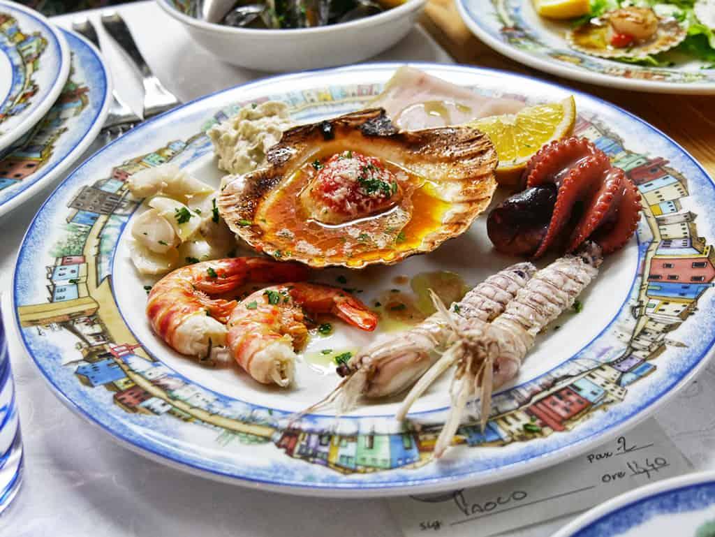 Al Gatto Nero is one of the best restaurants in Burano