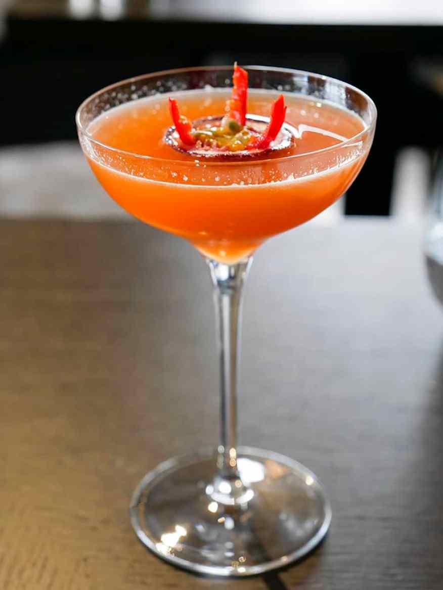 Drinks at Margot London