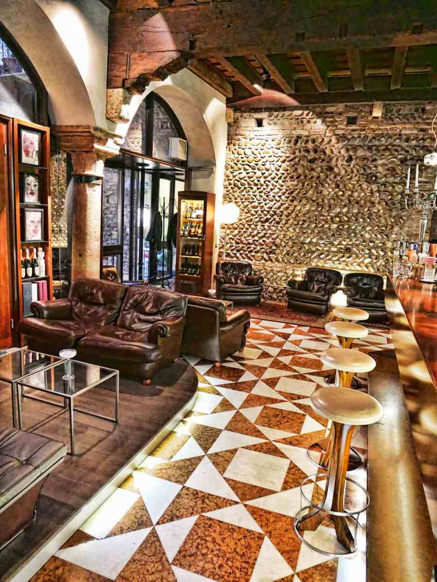 Palazzo Victoria bar