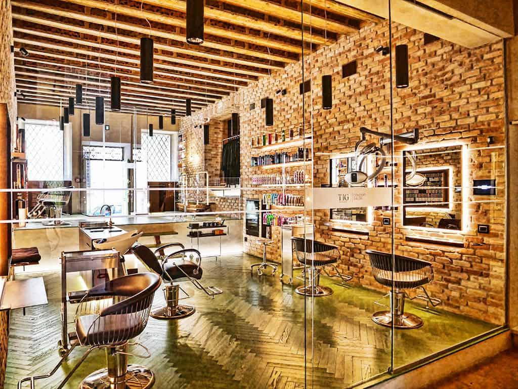 Palazzo Victoria hair salon