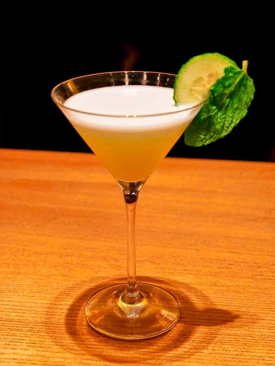 Tokimeite cocktail