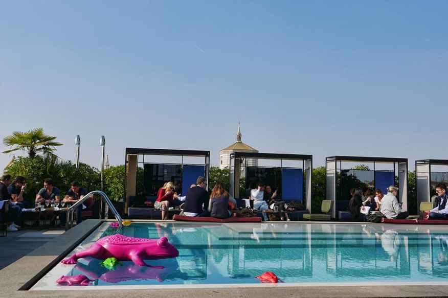 Ceresio 7 Pools, Milan