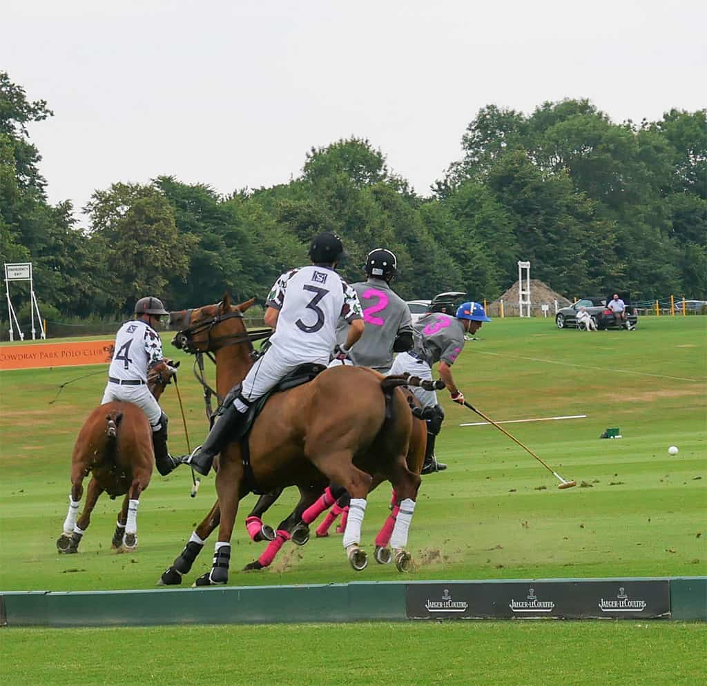 Jaeger-LeCoultre Gold Cup & Exclusive Tour of Cowdray House