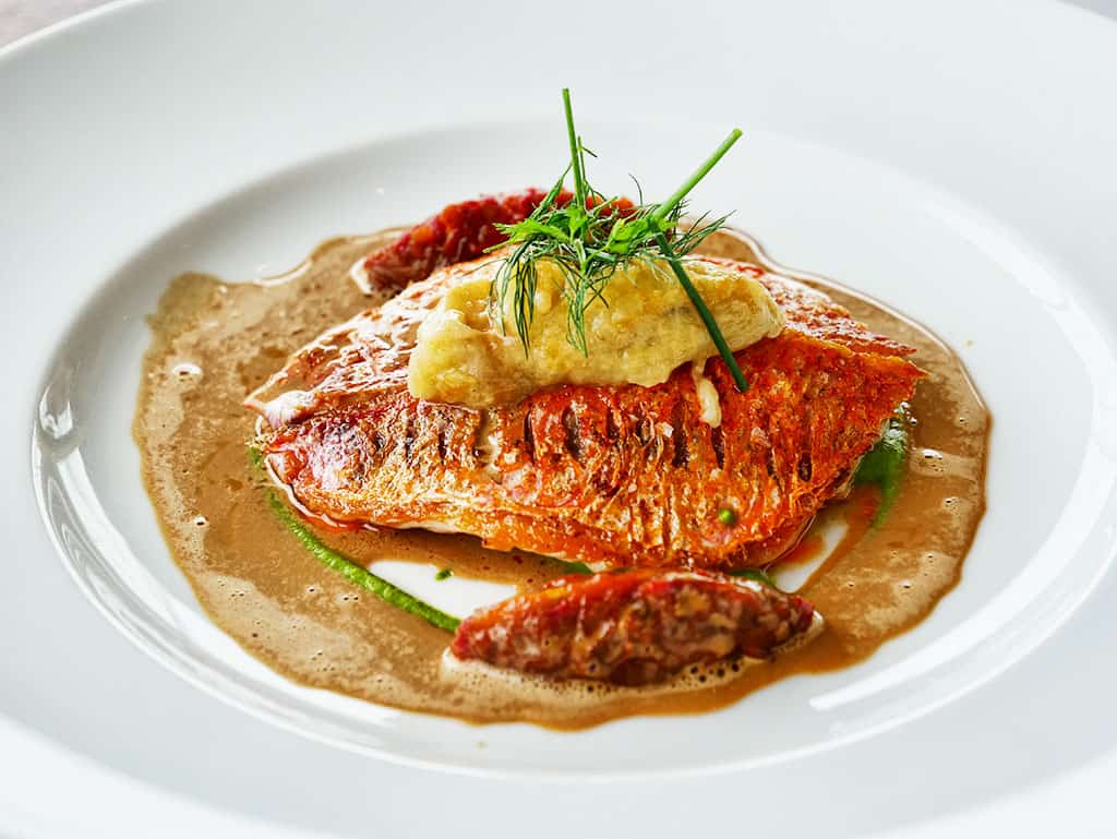 Seafood Ristorante, St Andrews, Fife