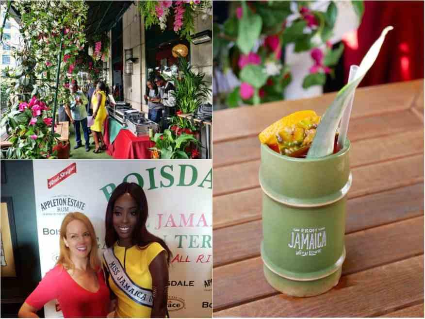 Boisdale Jamaica Terrace
