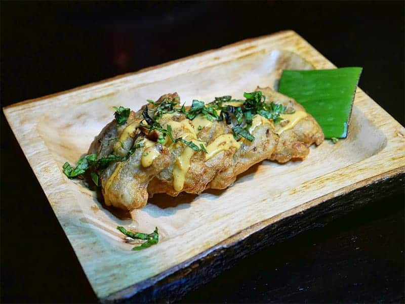 Fried fish fillet in Jamaica