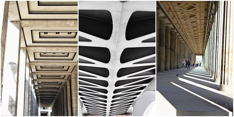 Berlin architectural details