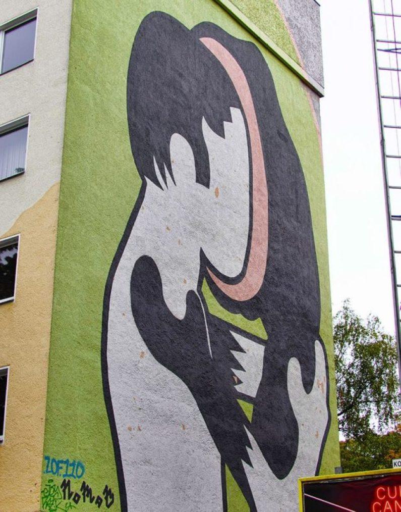 Berlin underground tour - street art Berlin, Germany