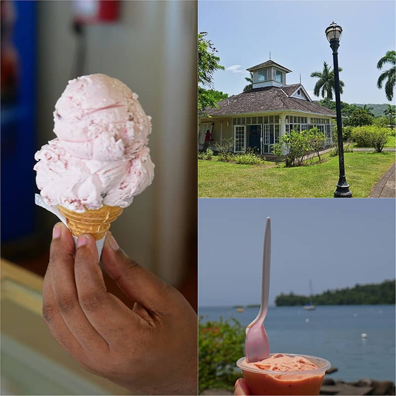 iScream from Port Antonio Jamaica