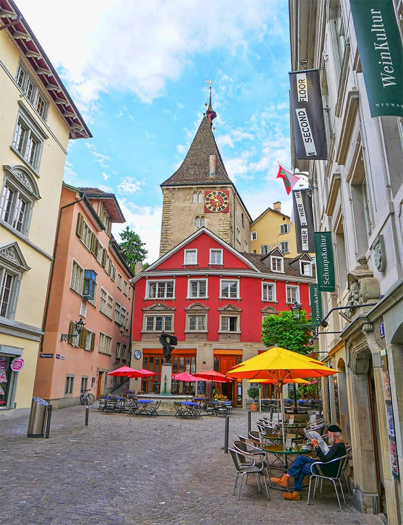 What to See with One Day in Zurich