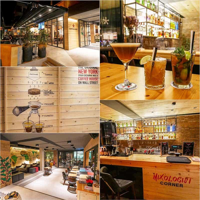 Coffeehouse TasteHabitat in Nicosia, Cyprus