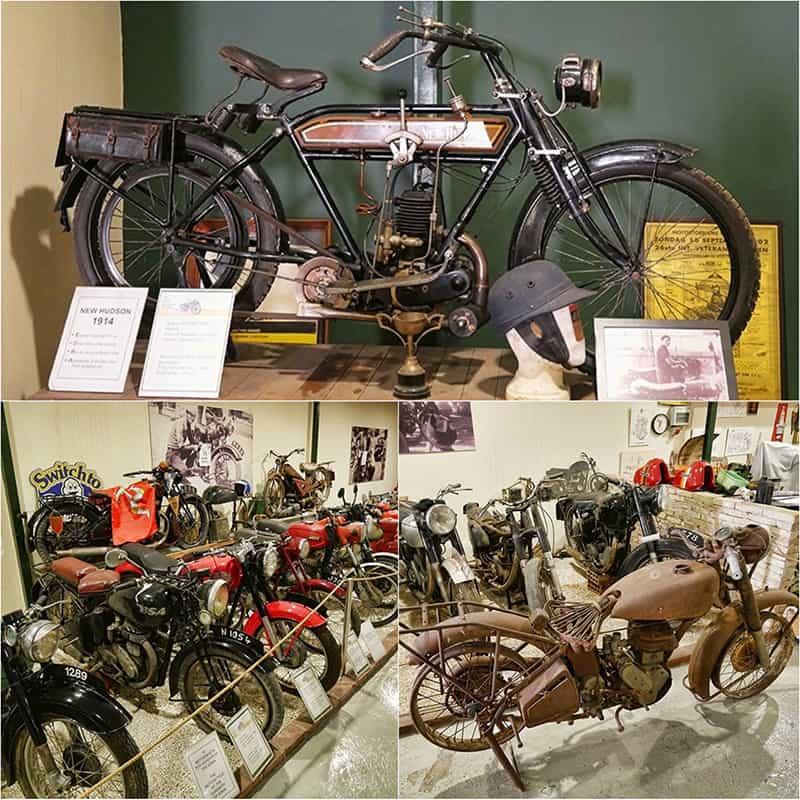 Nicosia Motorcycle Museum, Cyprus