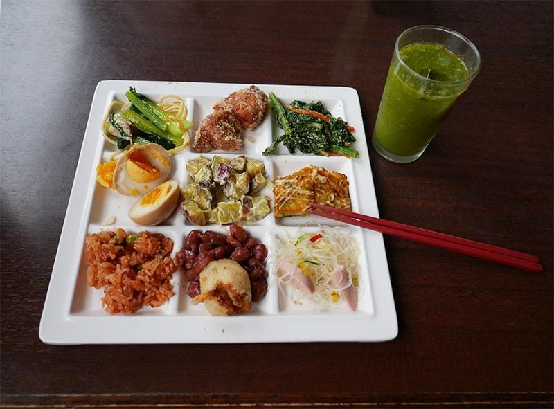 Domon Patio Restaurant in Japan
