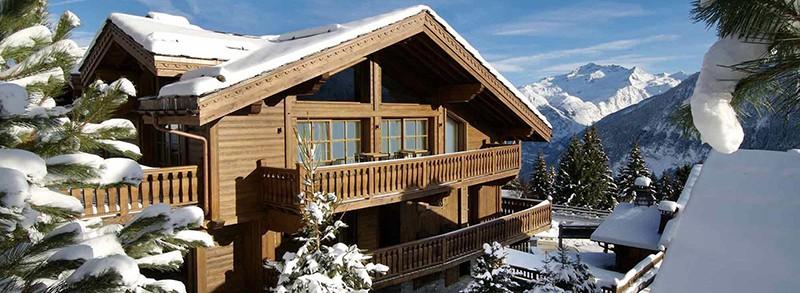 The Best Luxury Ski Chalets in Courchevel 1850