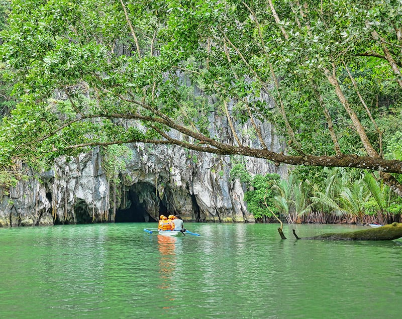 Puerto Princesa Underground River Tour in Palawan, Philippines