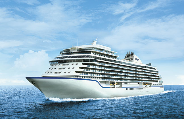 Rate Cruise Ships