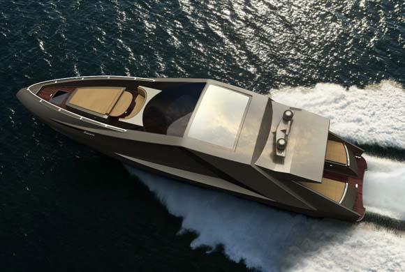 Lamborghini Yacht Concept by Mauro Lecchi