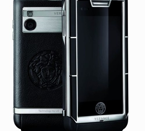 Versace Unique Mobile Phone Launched