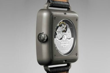 Hermes Carre H Watch3