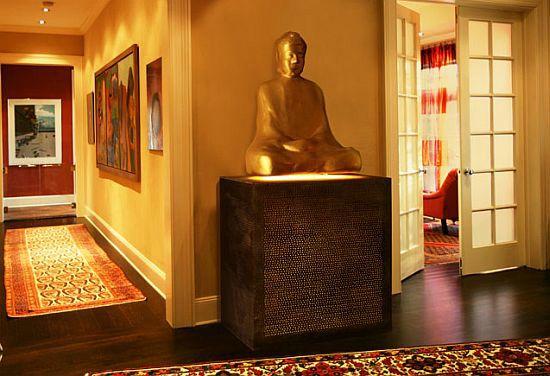 23-Karat Gold Buddha Speaker by TON