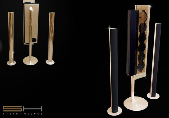 Bang & Olufsen Beosound 24ct Gold & Diamond Edition_2