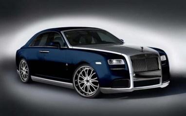 Rolls-Royce Ghost Diva2