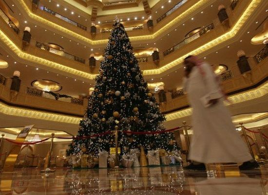 The World's Most Expensive Christmas Tree