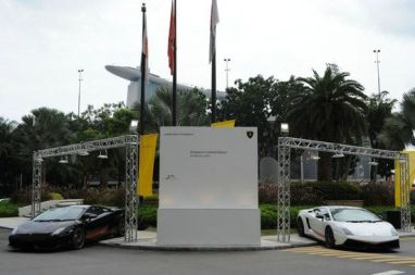 Lamborghini Gallardo Singapore3